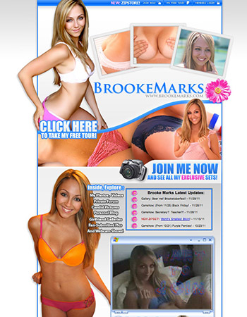 Brooke Marks Paysite